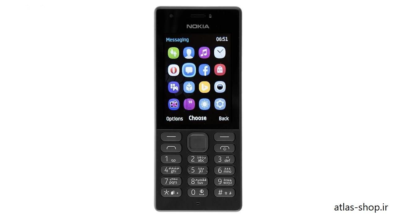 گوشی موبایل نوکیا 216 رنگ مشکی