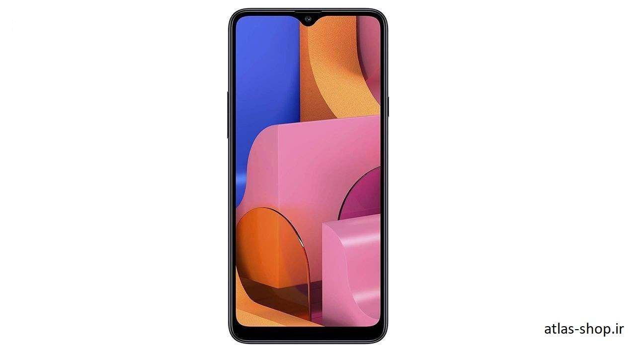 گوشی موبایل سامسونگ Galaxy A20s ظرفیت 32 گیگابایت رنگ قرمز