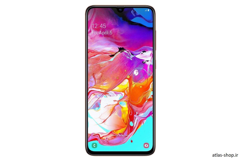گوشی موبایل سامسونگ Galaxy A70 ظرفیت 128 گیگابایت رنگ آبی